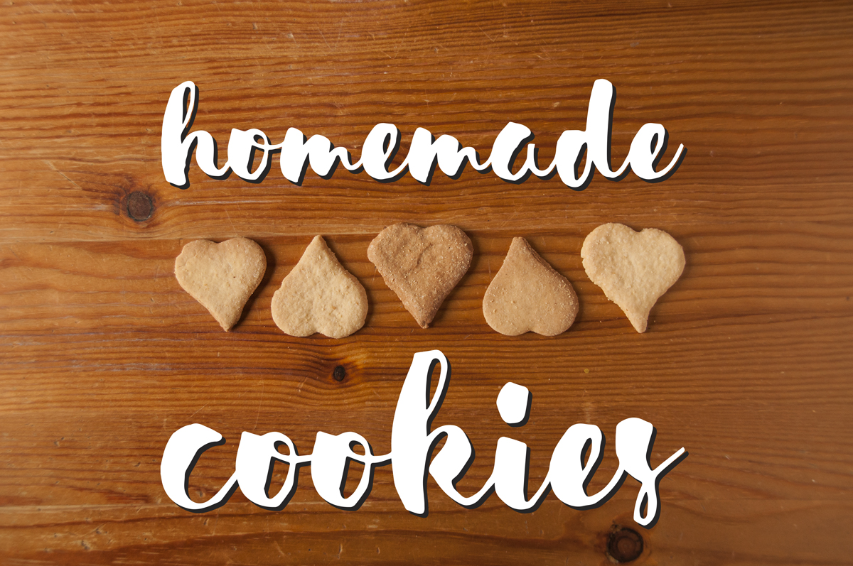 homemade cookies