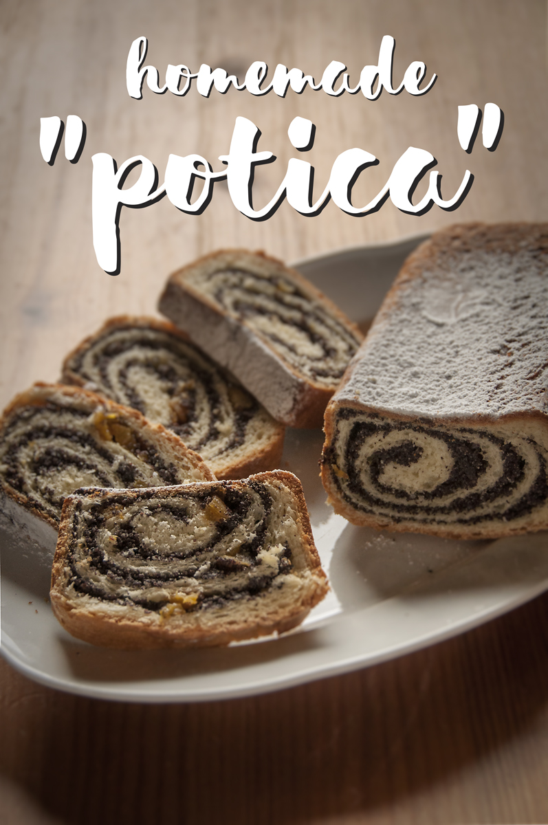 "homemade ""potica"""